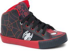 Homem-Aranha no inverno da Sugar Shoes.