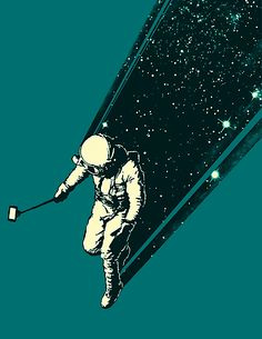 Cosmic Selfie by angrymonk on Redbubble.