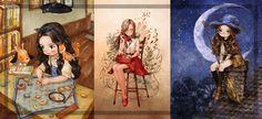 Ilustradoras sul-coreana Aeppol Blog Vanessa Bayer 02