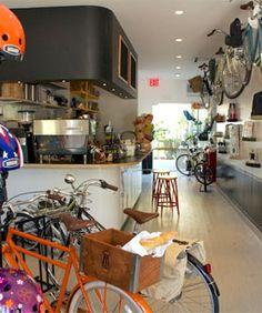 A Juice-Bar, Bike-Shop Hybrid Grows In Brooklyn. Typical.