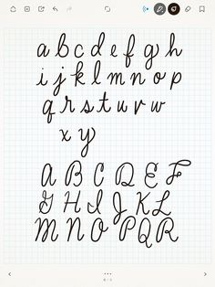 How to Improve Your Handwriting – A Refresher - Bamboo
