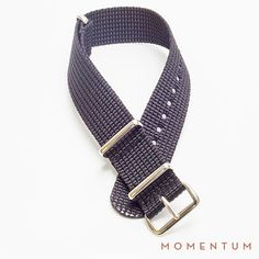 balck nato strap available in steel and gold buckle: http://momentum-dubai.com/collections/watch-straps/products/watch-strap-nato-black