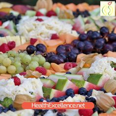#Fruit #salad! Extra yummy! #health #nutrition #food http://www.healthexcellence.net/
