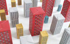 Blokoshka, Modernist Architectural Matryoshka - ZUPAGRAFIKA.