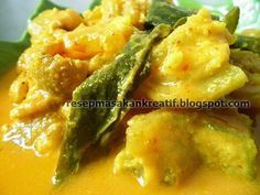 Resep Gulai Kikil Padang | Resep Masakan Indonesia (Indonesian Food Recipes)
