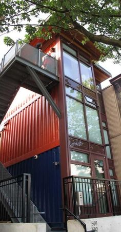 A successful experiment to build social housing in the Downtown Eastside out of recycled shipping containers has prompted the non-profit organization behind the project to begin work on another much larger development.