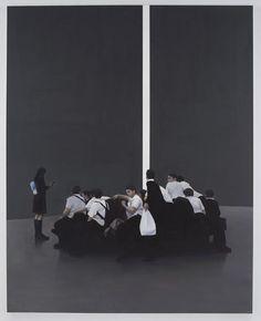 Tim Eitel.  Galerie EIGEN+ART