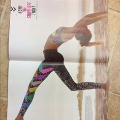 ISO Victoria Secret VSX Show Off Tights L ISO! Wanted! Victoria Secret VSX Show-Off tights. I am looking for these exact ones! Please help me find them! Wanted! ISO! Victoria's Secret Pants Track Pants & Joggers
