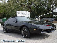 """KITT"" knight rider loved this car as a kid Kitt Knight Rider, Pontiac Cars, Bad To The Bone, Trans Am, Pontiac Firebird, General Motors, Sport Cars, Concept Cars, Dream Cars"