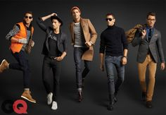 GQ Selects: October