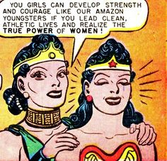 We are all Amazons now.