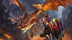 Dota2 : Dragon Knight HD Desktop Wallpapers   7wallpapers.net