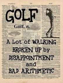 When you look up golf in the dictionary... I Rock Bottom Golf #rockbottomgolf
