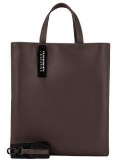Liebeskind Tragetasche Glattleder Paper Bag braun - Bags & more