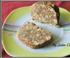 Receita Salame de alfarroba por Judite Chicarro Cebolas - Categoria da receita Bolos e Biscoitos
