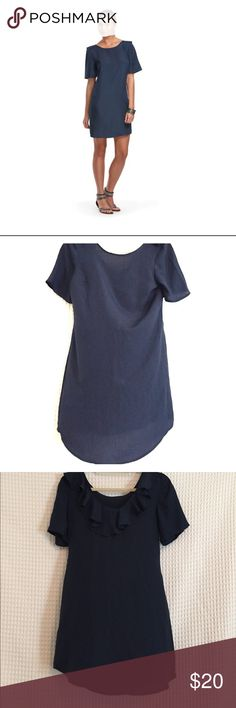 Tucker for Target Dress Navy blue dress in gently used condition Tucker Dresses