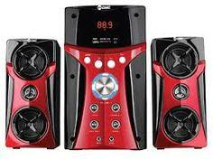GMC Speaker 887B  Teknologi Bass Booster, Vocal Stabilizer, USB Port, SD Card, Remote, FM Radio & Menu Karaoke.  Powerfull 200watt RMS