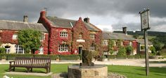The Yorke Arms- not only beautiful on the outside, the most amazing food.