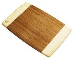 KitchenCraft Schneidebrett Bambus, 31 x 46 x 1,8 cm: Amazon.de: Küche & Haushalt