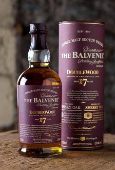 The Balvenie DoubleWood 17. - wish list. had the 12 yr doublewood. pretty good, if simple.