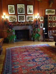 Biltmore - Billiard Room, February 2016 Visit
