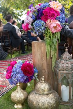 A Moroccan theme wedding with a fusion of color and California beauty, captured through the lens of Michael Segal Photography. Moroccan Wedding Theme, Morrocan Theme, Moroccan Tent, Turkish Wedding, Moroccan Party, Indian Wedding Receptions, Arab Wedding, Exotic Wedding, Bali Wedding