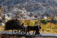 Cappadocia & People & Autumn  by iLker KATIK on 500px