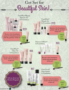 Anne Hanson Mary Kay Sales Diretor-United States Skincare Classes: