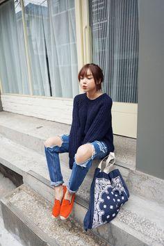 via stylenanda Gong SooA