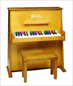 Schoenhut Daycare Durable Oak. h1Schoenhut Daycare Durable Oak_h1Schoenhut Daycare Durable.Brighten your childs future! Specially designed to build a childs confidence and develop basic playing skills, this unique instrument displays qualit.. . See More Pianos at http://www.ourgreatshop.com/Pianos-C1106.aspx