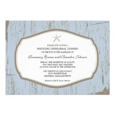 This DealsRustic Starfish Rehearsal Dinner Invitationlowest price for you. In addition you can compare price with another store and read helpful reviews. Buy