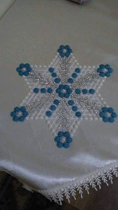 Rangoli Designs Flower, Bargello, Plastic Canvas Patterns, Tambour, Doilies, Snowflakes, Coasters, Projects To Try, Beads