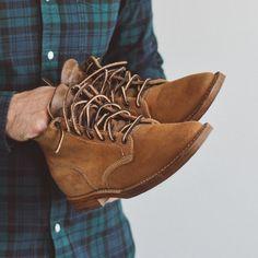 Another look at the blackwatch and boondockers combo. Have a great weekend!! . . . #viberg #vibergboot #madeincanada #boondockers #dailylast #goodyearwelt #rakish #rakishgent #classicmenswear #stylishmen #menstailoring #stylishgent #style #menstyle #madetobeworn #styleforum #mensshoes #mnswr #shoeshine #shineyourshoes #shoegazing #ptoman #shoegazingblog #shoesoftheday #shoestagram #mensweardaily #menswearblog #shoecare Your Shoes, Men's Shoes, Shoe Boots, Viberg Boots, Goodyear Welt, Bushcraft, Stylish Men, Shoe Game, Men's Fashion
