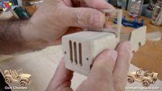 Wood Toy Plans - Sao Paulo Jeep Wrangler