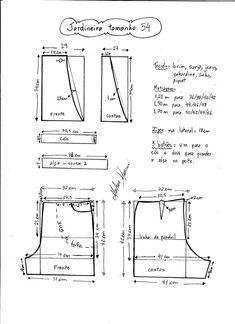 Short para dama ideas con moldes y patrones Mccalls Patterns, Sewing Patterns Free, Clothing Patterns, Dress Patterns, Sewing Pants, Sewing Clothes, Diy Clothes, Jumpsuit Pattern, Pants Pattern