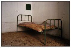 vieja cama. © Nando Ruiz.