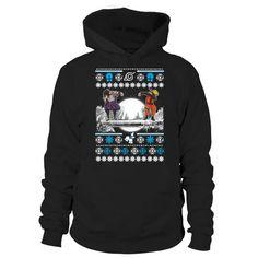 Naruto - SASUKE DAB UGLY CHRISTMAS SWEATER - Unisex Hoodie T Shirt