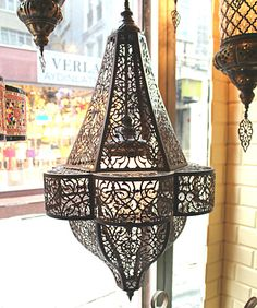 Hanging lamp hanging lighthanging lampLantern by BeautyofTurkey