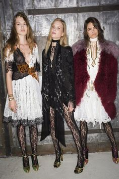 See every detail of Rodarte's Spring 2016 collection