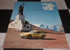 CHRISTOPHORUS PORSCHE MAGAZINE NO 129 JUNE 1982 PORSCHE 924 YELLOW POST COACH Porsche 924, Saint Christopher, Patron Saints, Old Things, June, Magazine, Yellow, Friends, World