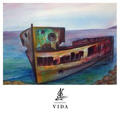 Mens Cotton Pocket Square - REGATTA 11 by VIDA VIDA