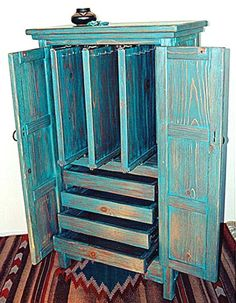 LOVE this jewelry cabinet