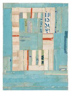 Collage by Lisa Hochstein Collages, Collage Artists, Art Carton, Magazin Design, Mixed Media Collage, Art Plastique, Photomontage, Textile Art, New Art