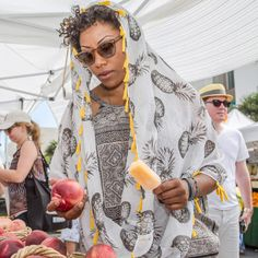 Leona's Chef Takes Us to the Best Farmers Market in the US