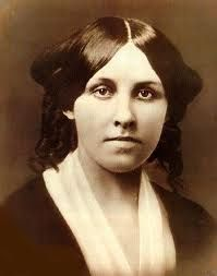 Louisa May Alcott - author of Little Women as well as an advocate for Women's Rights - an amazing American Woman