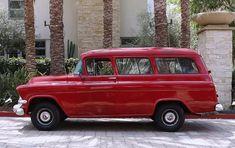 1956 GMC Suburban for sale - Hemmings Motor News Gmc For Sale, Cars For Sale, Classic Gmc, Classic Cars, Chevrolet Trucks, Van, California, News, Objects