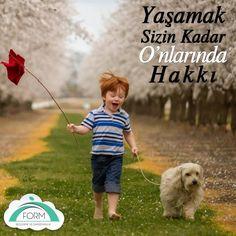 4 Ekim Hayvanları Koruma Günü  Yaşamak Sizin Kadar O'nlarında Hakkı!  #hayvanlarıkoruma #günü #hak #yaşamak #köpek #çocuk