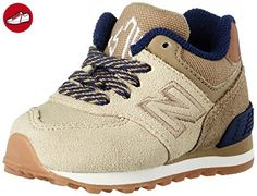 New Balance KV990 Infant Running Shoe (Infant/Toddler), Black, 26.5 W EU