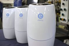 E-SPRING HOME WATER FILTER: Clean water is fundamental to healthy living – but clean, high quality water from the tap at home is not a given everywhere. That's why we do what we do!
