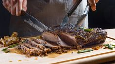 Five-Spice Braised Brisket Recipe